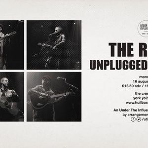 The Rifles (Unplugged)  Live in York