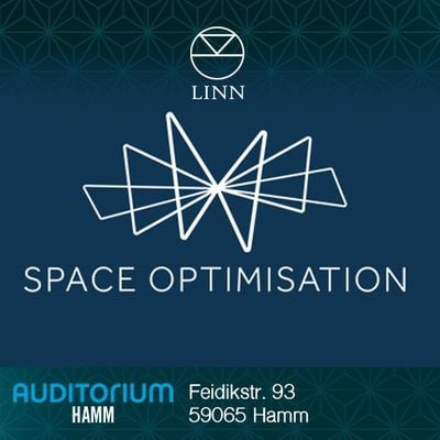 AUDITORIUM presents LINN Space Optimisation