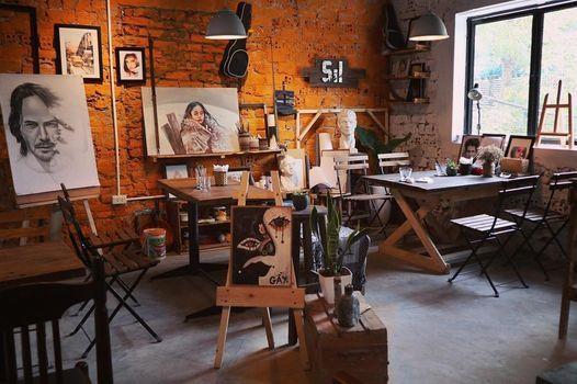 Relaxing Weekend - Vẽ tranh thư giãn cho người không chuyên. | Event in Hanoi | AllEvents.in
