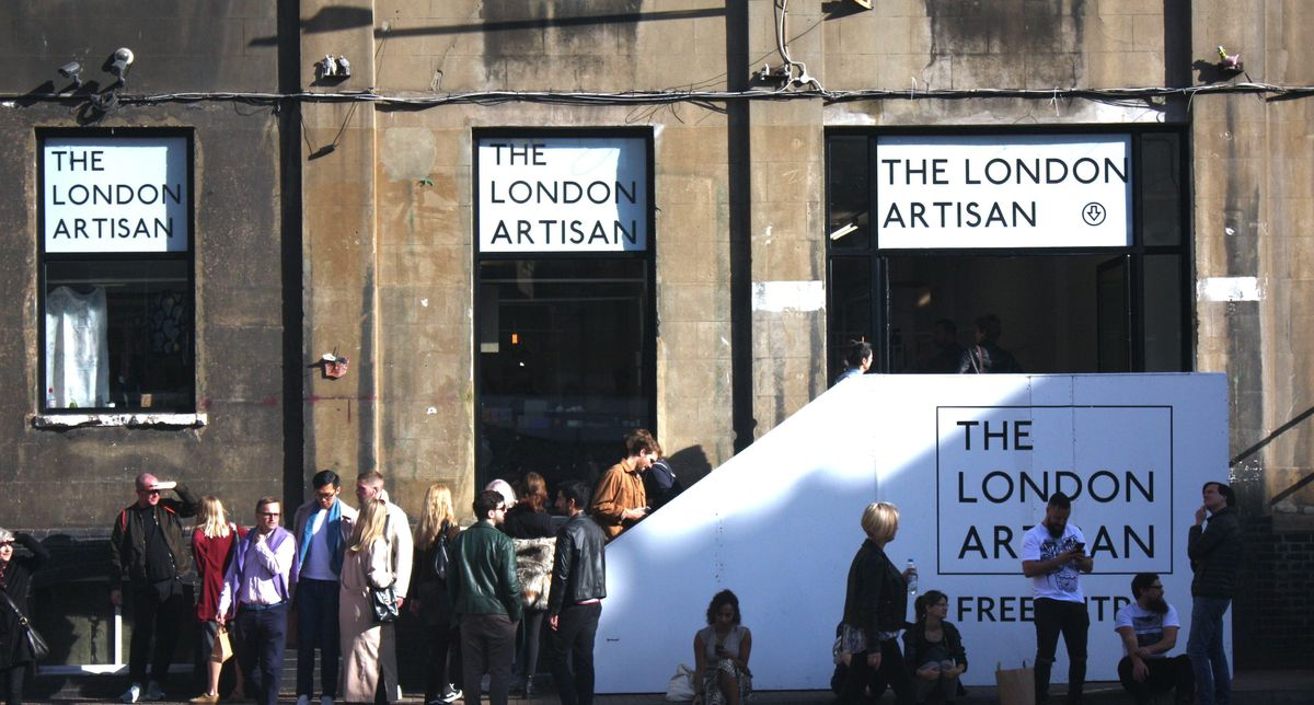 THE LONDON ARTISAN: AUTUMN EDITION   Event in London   AllEvents.in