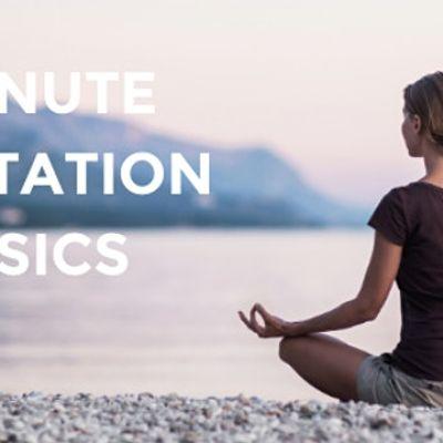 Meditation Basics Free Workshop