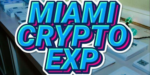 Miami Crypto Experience V2, 27 October   Event in Miami   AllEvents.in