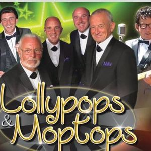 Lollypops & Moptops - Fab 50s & Swinging 60s Show