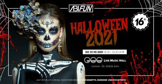 HALLOWEEN 2021 16+ | 31.10.2021, 31 October | Event in Cologne | AllEvents.in