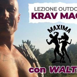 KRAVMAGA Outdoor con Walter