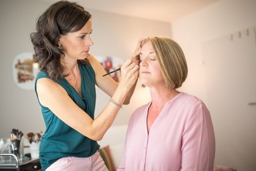 Make-Up Day mit Nicole Savic