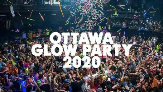 Ottawa Glow Party 2020, 9 July   Online Event   AllEvents.in