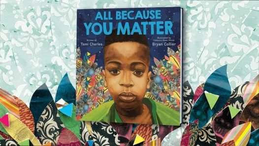 Anti-Racism Story Time Presents Author Tami Charles, 30 September | Online Event | AllEvents.in