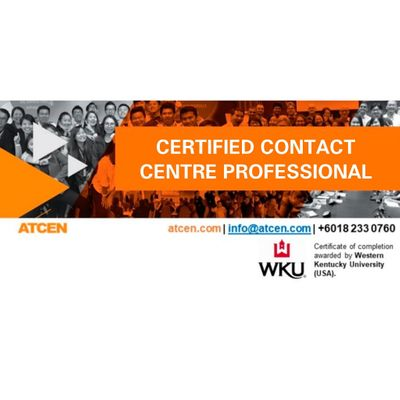Certified Contact Center Professional