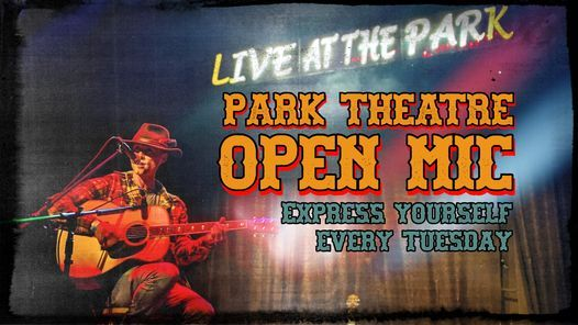 Park Theatre Open Mic   Event in Holland   AllEvents.in