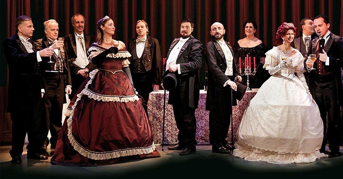 I Virtuosi dell'opera di Roma - La Traviata at St.Paul within the walls | Event in Roma | AllEvents.in