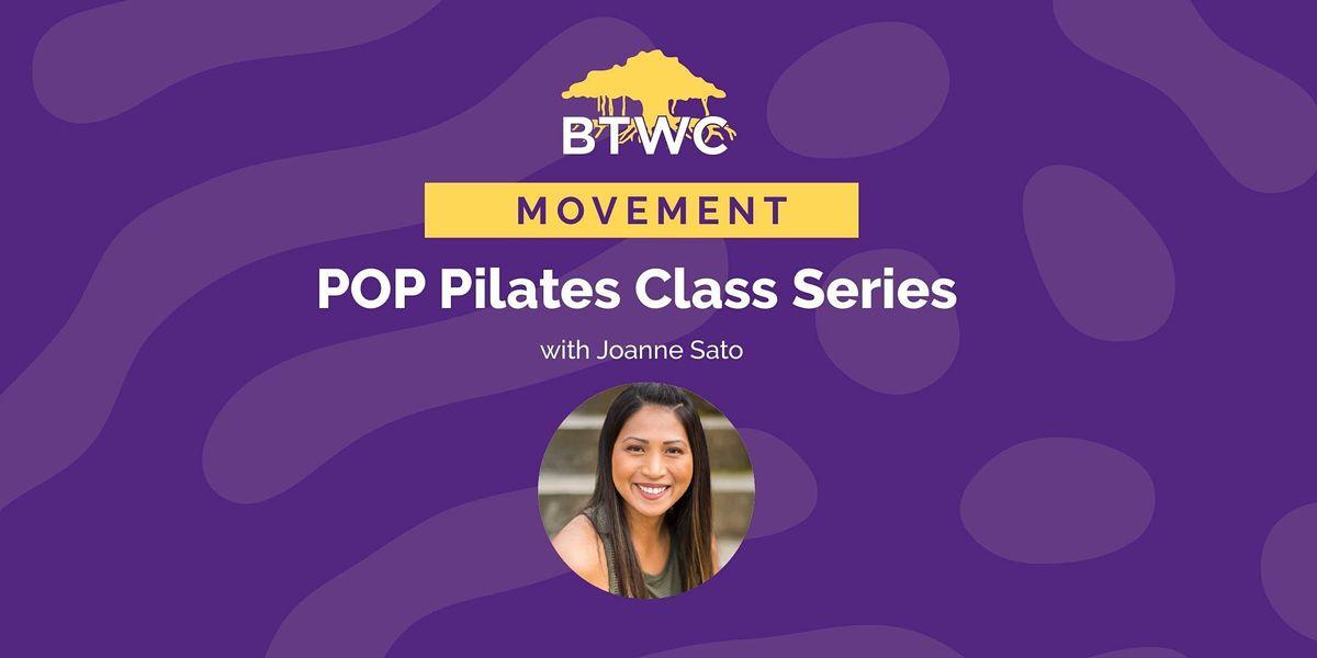 POP Pilates Class Series | Online Event | AllEvents.in