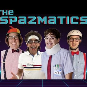 The Spazmatics at The Roundup