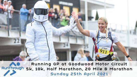 Running GP - GoodWood Motor Circuit, 25 April | Event in Chichester | AllEvents.in