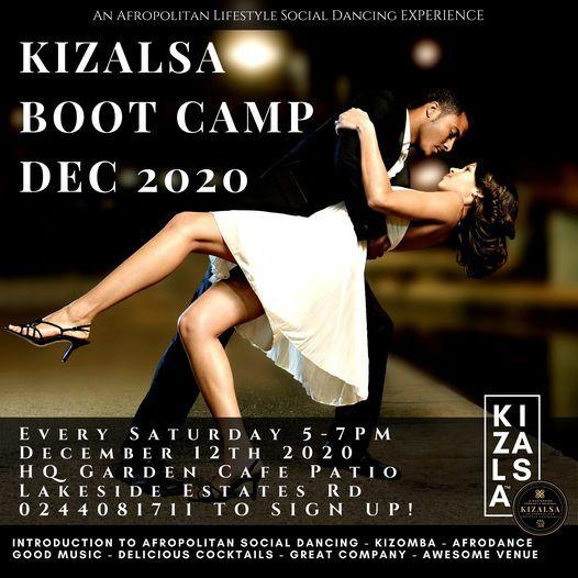 KIZALSA BOOT CAMP CRASH COURSE 2020 | Event in Accra | AllEvents.in