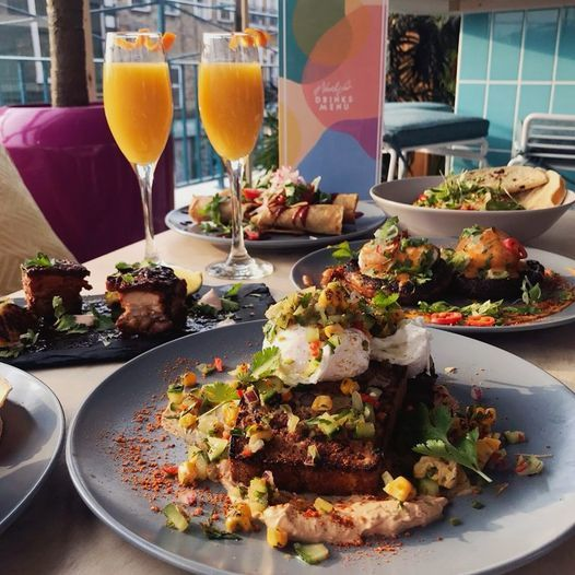 Blow Dry & Bottomless Mexican Brunch, 12 December | Event in London | AllEvents.in