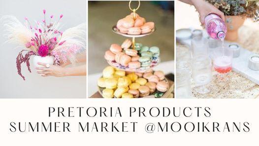 Pretoria Products Summer Market @Mooikrans, 24 October   Event in Pretoria   AllEvents.in
