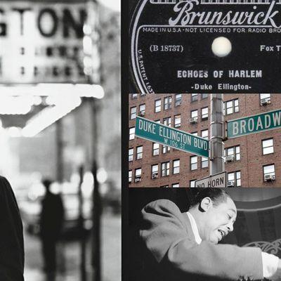 Duke Ellington and his Jazz Journey Through New York City Webinar