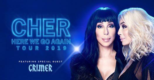 Cher  Here We Go Again Tour  Vienna