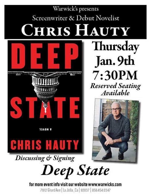 Chris Hauty - Deep State