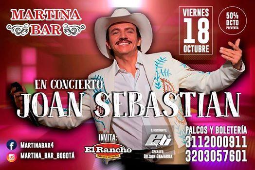 Joan Sebastian en concierto