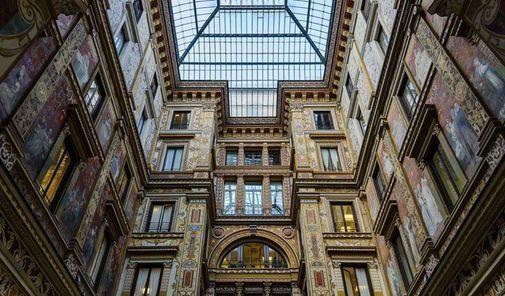 Galleria Sciarra e lo stile Liberty (Dal vivo), 1 October | Event in Rome | AllEvents.in