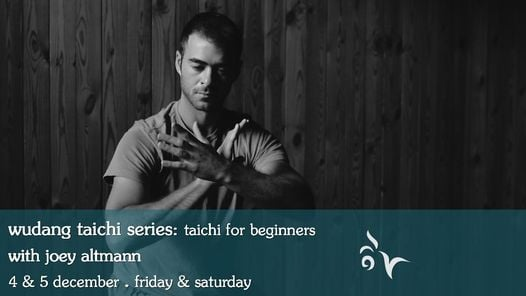 Wudang TaiChi Series: TaiChi for Beginners with Joey Altmann, 4 December | Event in Cairo | AllEvents.in