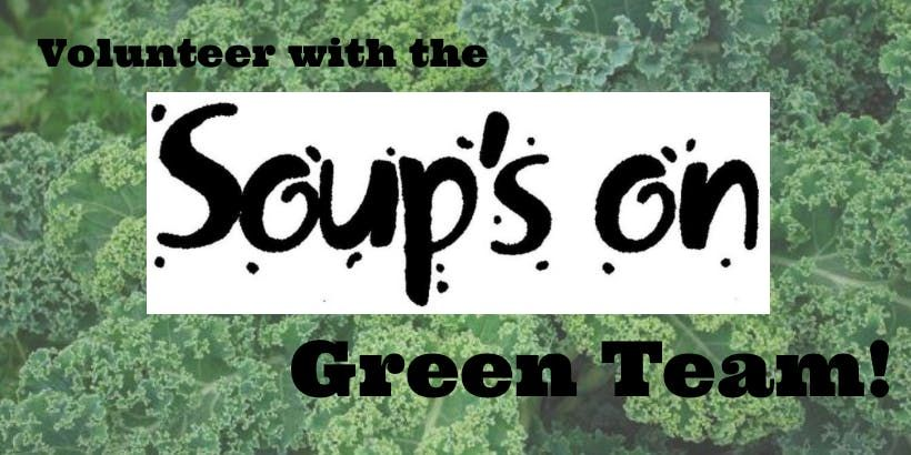 2020 Soups On Green Team