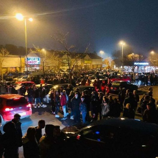 Car_show_culture brings you Halloween Lockdown, 30 January | Event in Thetford | AllEvents.in