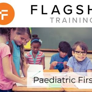 Paediatrics Blended First Aid Course