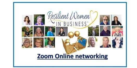 Cloverdale -  Resilient Women In Business Networking (Zoom), 5 May | Online Event | AllEvents.in