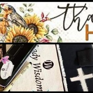 Bible Journaling With Lady Wisdom