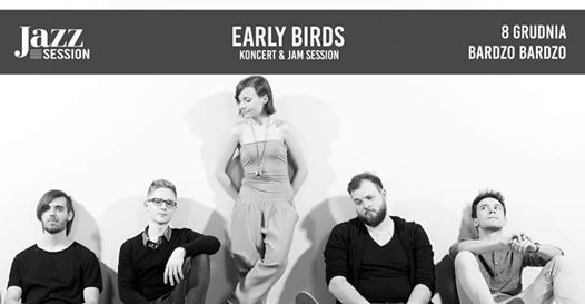 Jazz Session 70  Early Birds