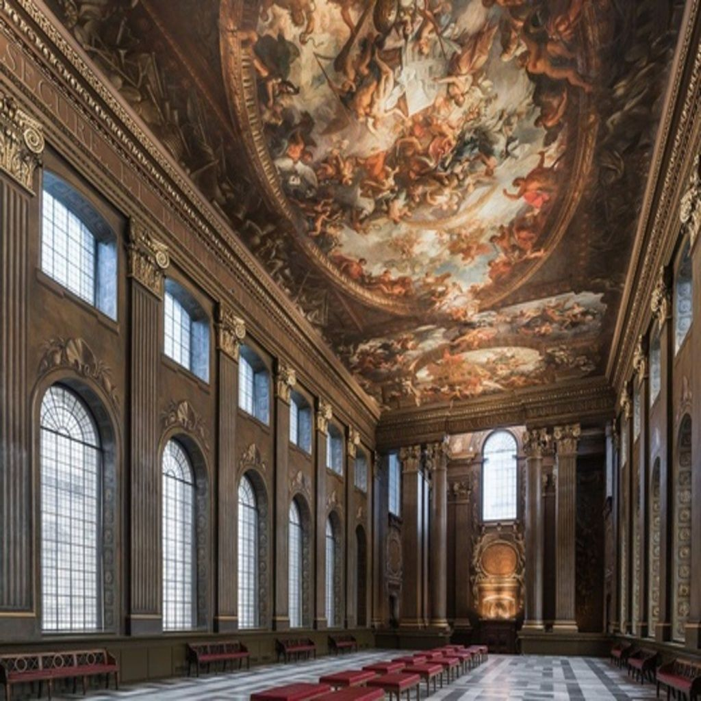 The Painted Hall, 15 July   Event in Barking   AllEvents.in