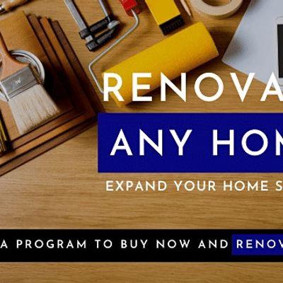 Renovate Any Home