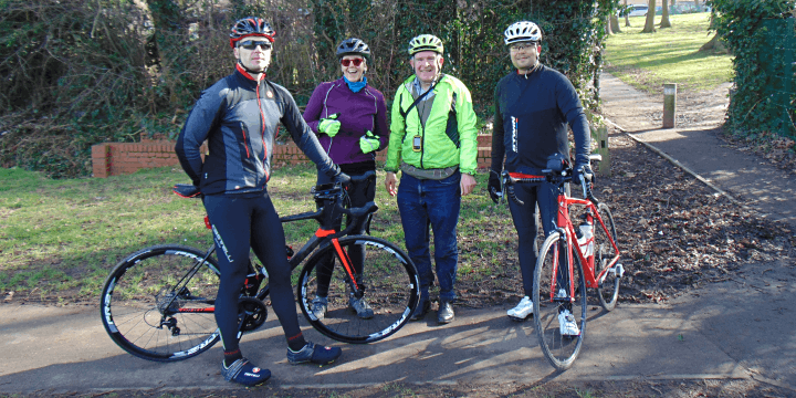 Ride to the Source of the River Quaggy, 18 September   Event in Beckenham   AllEvents.in