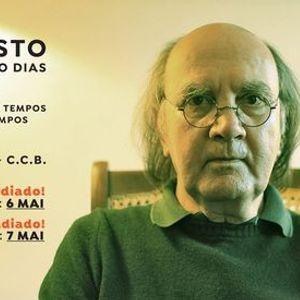 ESGOTADO Fausto Bordalo Dias - Atrs dos Tempos Vm Tempos