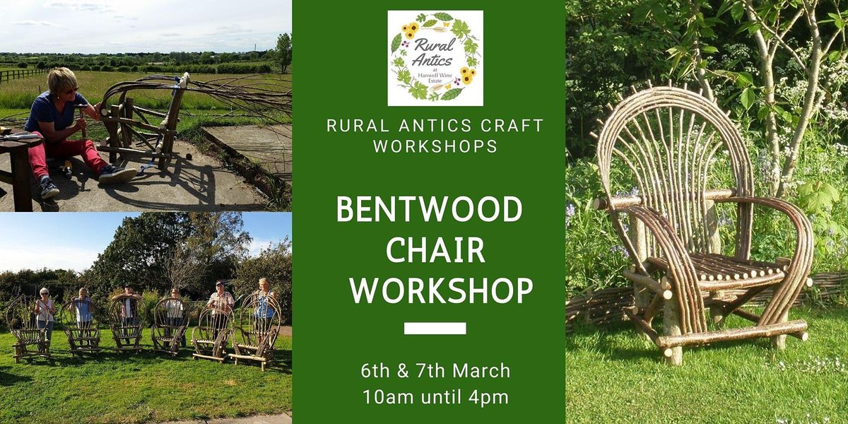 Bentwood Chair Making Workshop, 6 March | Event in Hickling Pastures | AllEvents.in