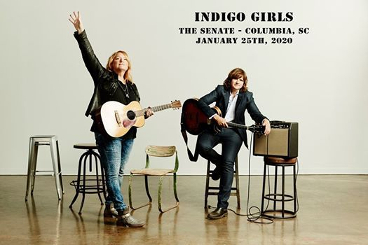 SOLD OUT Indigo Girls in Columbia SC