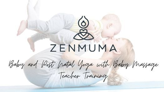 Baby and Post Natal Yoga with Baby Massage Teacher Training - In Person and Online, 19 October   Event in Bury St. Edmunds