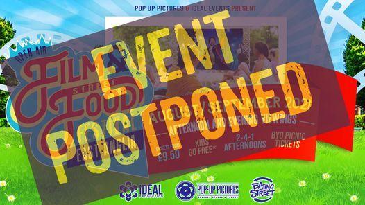 Ipswich Open Air Film & Street Food Fest * POSTPONED TO 2022 *, 12 August | Event in Ipswich | AllEvents.in