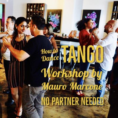 How to dance Argentine Tango Crash Course for Beginners in Houston 1214