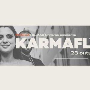 ReMax Universal apresenta KarmaFly Avenida Caf-Concerto