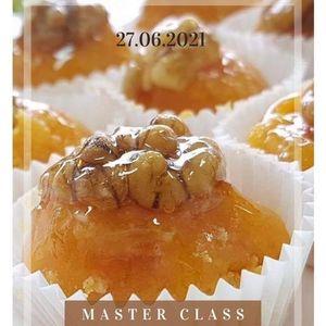 MASTER CLASS PASTELARIA REGIONAL E CONVENTUAL