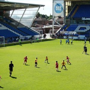 Peterborough United FC Play on the Pitch 2021 Junior Tournament