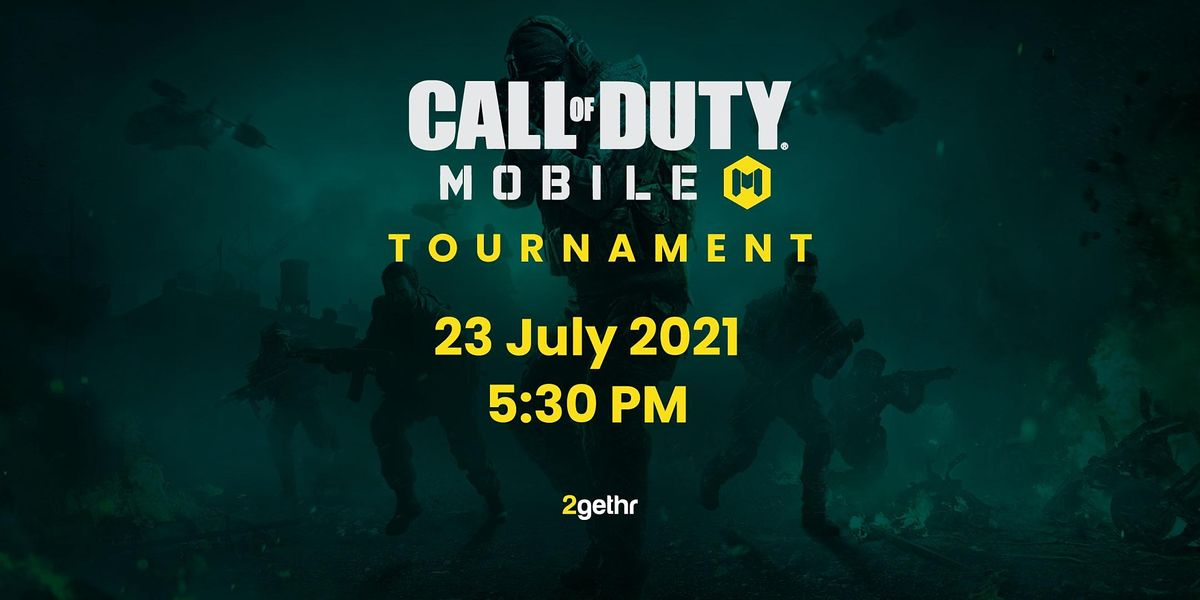 Call of Duty Mobile Tournament   Online Event   AllEvents.in