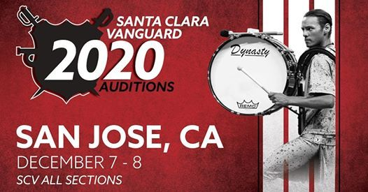 Santa Clara Vanguard 2020 Full Show.Scv 2020 Audition San Jose At Gilroy High School Gilroy