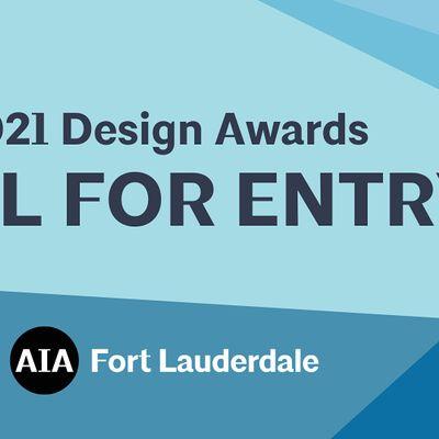 2021 Design Awards Entry Fees