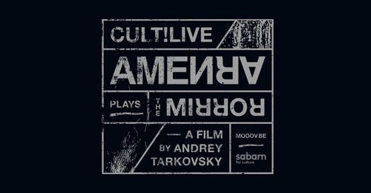 Uitgesteld: Amenra plays The Mirror by Tarkovsky Live, 4 April | Event in Kortrijk | AllEvents.in