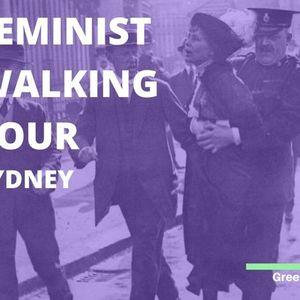 Feminist Walking Tour